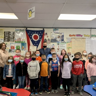 Thad Inwood and Class