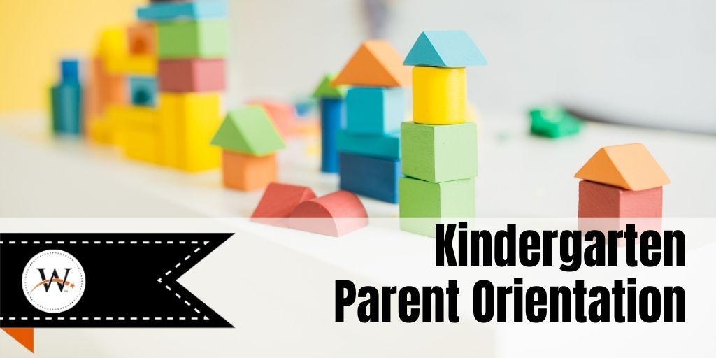 Link to wcs kindergarten parent orientation online sign up form