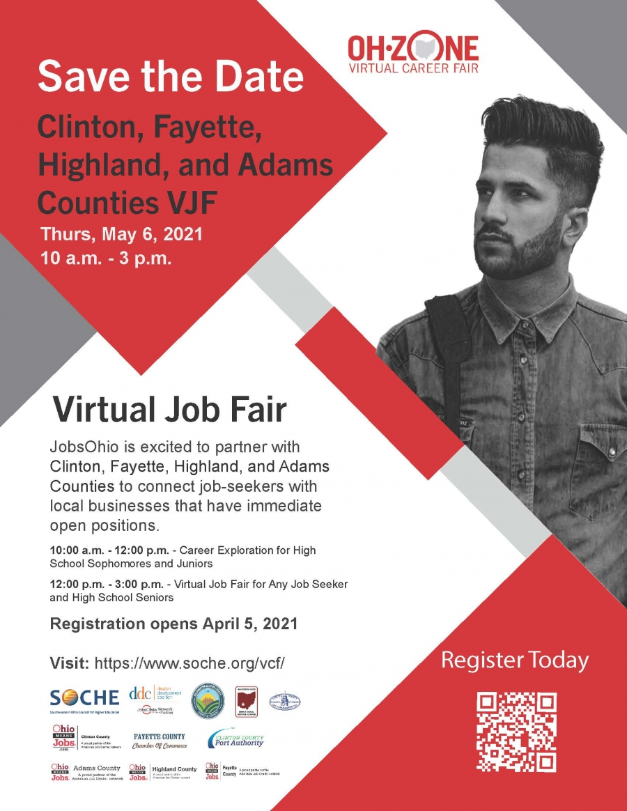 link to career fair information